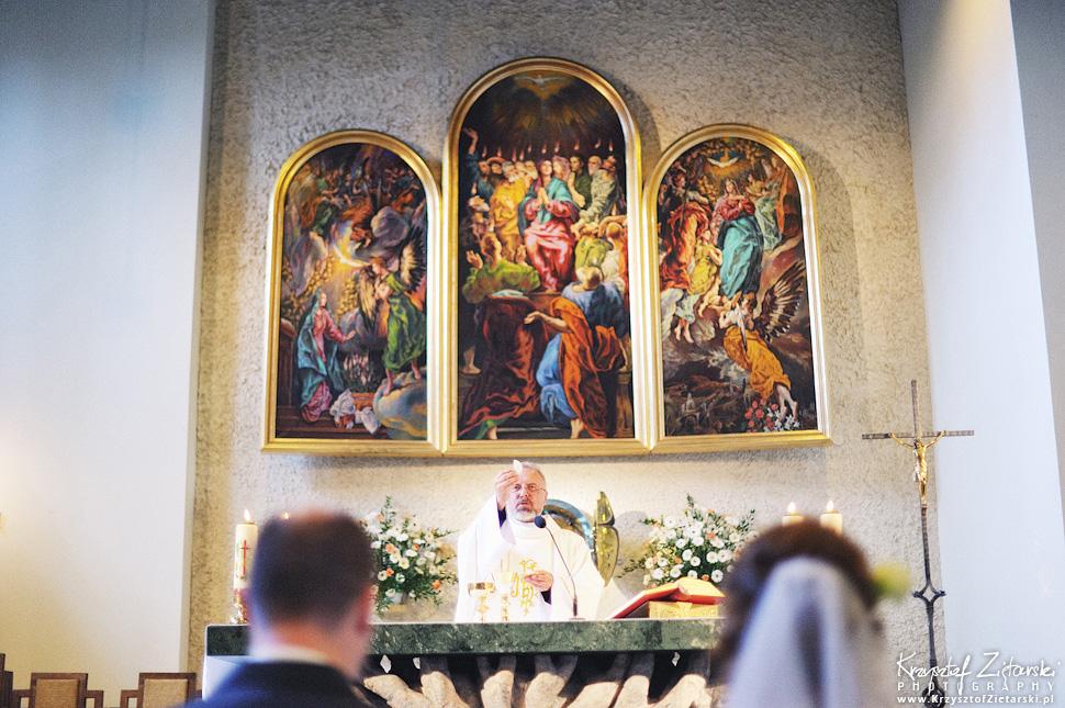Ślub Doroty i Mateusza - fotografia ślubna Gdańsk, wesele Hotel Amber, ślub w Matemblewie - 35.