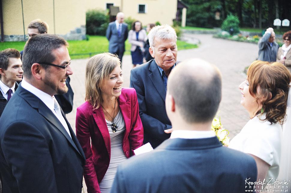 Ślub Doroty i Mateusza - fotografia ślubna Gdańsk, wesele Hotel Amber, ślub w Matemblewie - 42.