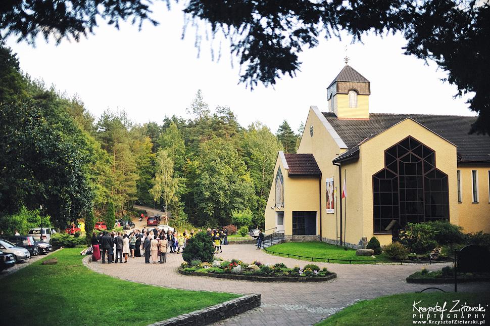 Ślub Doroty i Mateusza - fotografia ślubna Gdańsk, wesele Hotel Amber, ślub w Matemblewie - 43.