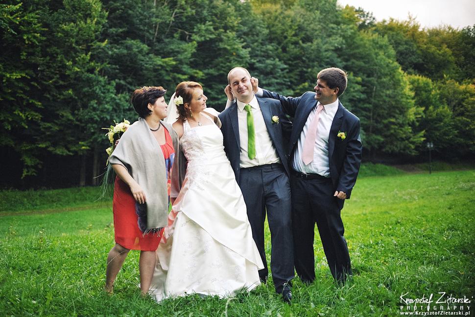 Ślub Doroty i Mateusza - fotografia ślubna Gdańsk, wesele Hotel Amber, ślub w Matemblewie - 47.