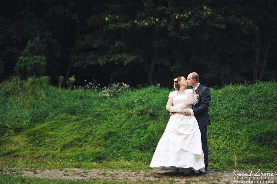Ślub Doroty i Mateusza - fotografia ślubna Gdańsk, wesele Hotel Amber, ślub w Matemblewie - 48.