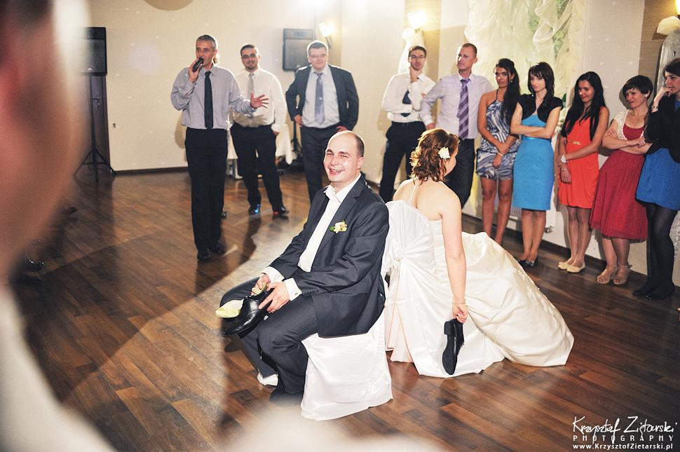 Ślub Doroty i Mateusza - fotografia ślubna Gdańsk, wesele Hotel Amber, ślub w Matemblewie - 128.