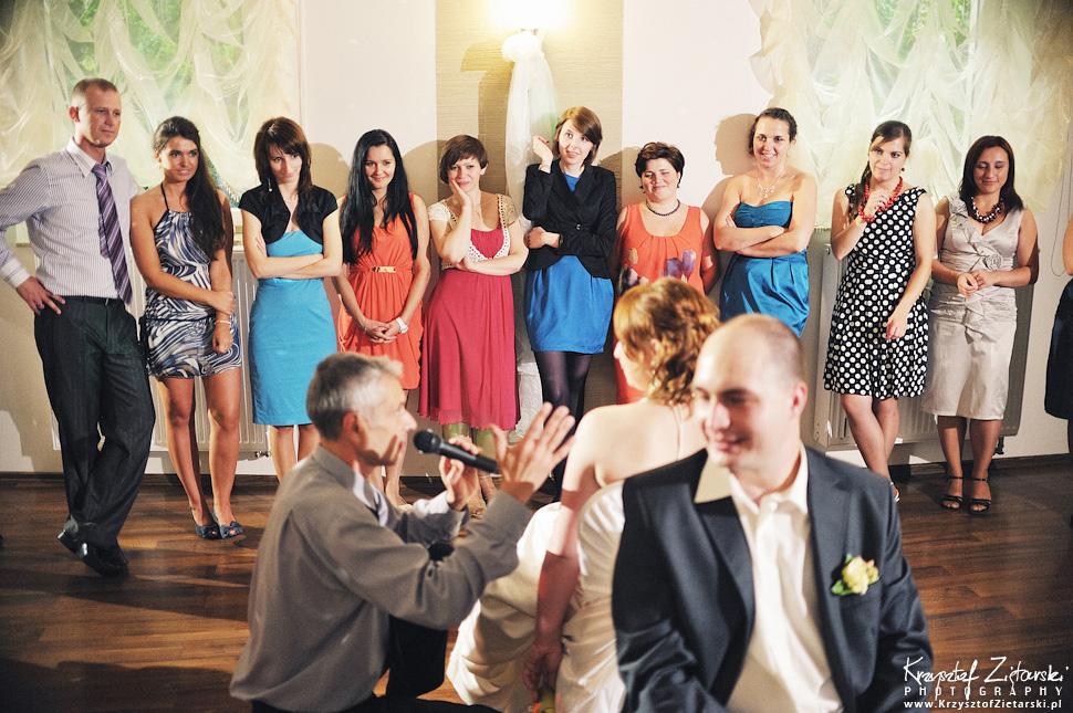 Ślub Doroty i Mateusza - fotografia ślubna Gdańsk, wesele Hotel Amber, ślub w Matemblewie - 131.