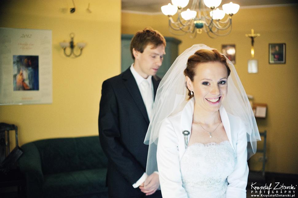 Ślub Oli i Romana - fotografia ślubna Gdańsk, wesele Chata Myśliwska Straszyn - 6.