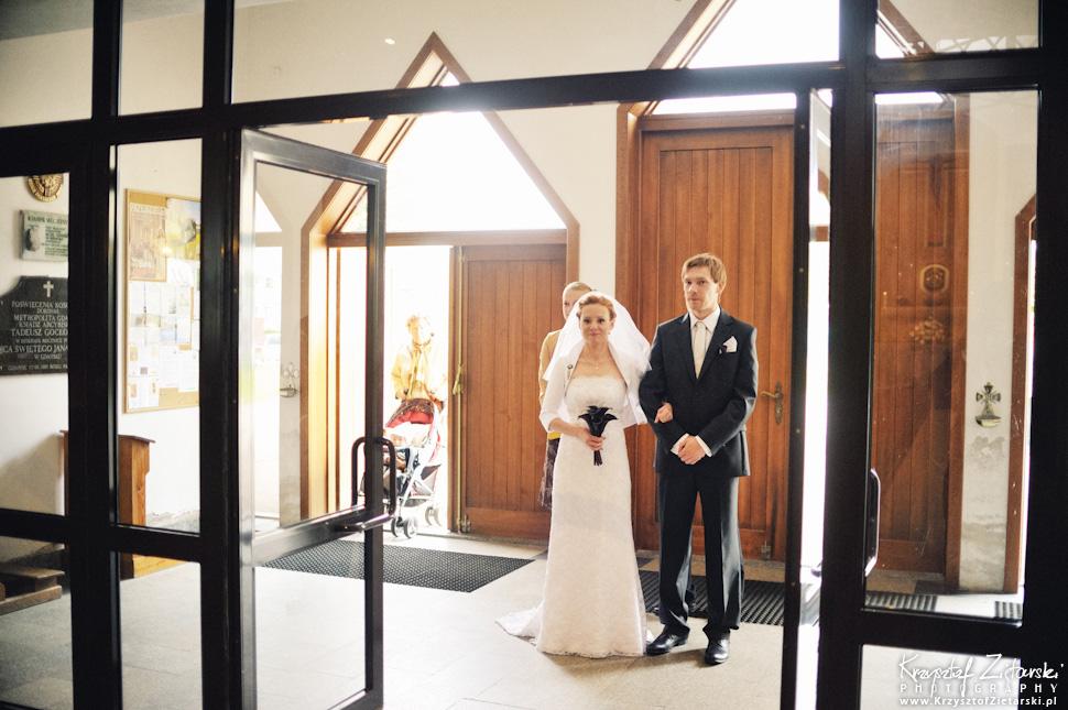 Ślub Oli i Romana - fotografia ślubna Gdańsk, wesele Chata Myśliwska Straszyn - 10.