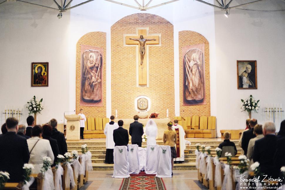 Ślub Oli i Romana - fotografia ślubna Gdańsk, wesele Chata Myśliwska Straszyn - 17.