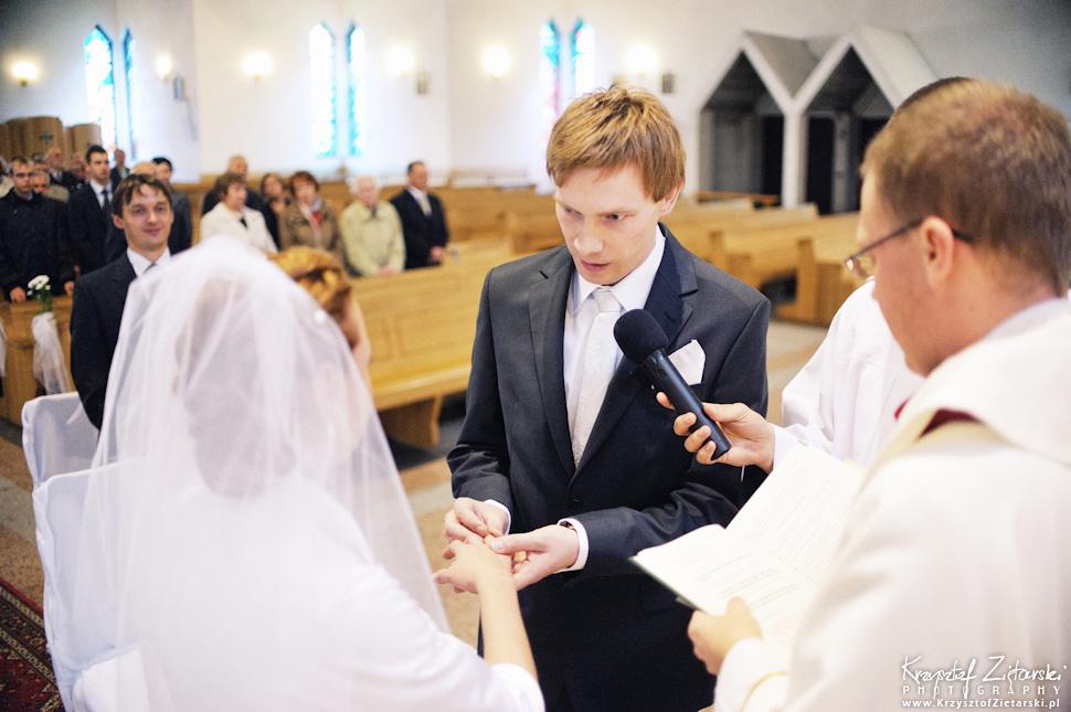 Ślub Oli i Romana - fotografia ślubna Gdańsk, wesele Chata Myśliwska Straszyn - 21.