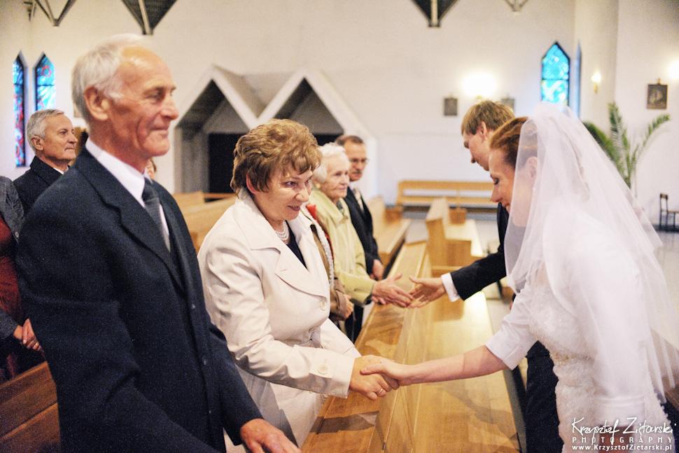 Ślub Oli i Romana - fotografia ślubna Gdańsk, wesele Chata Myśliwska Straszyn - 25.