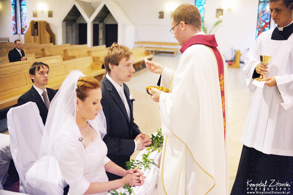 Ślub Oli i Romana - fotografia ślubna Gdańsk, wesele Chata Myśliwska Straszyn - 27.