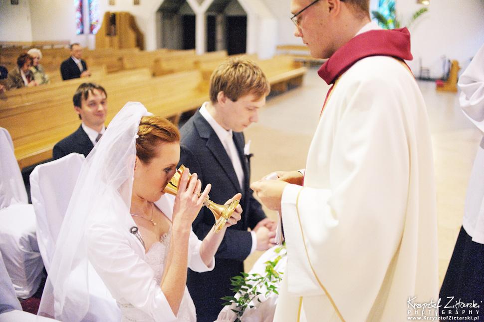 Ślub Oli i Romana - fotografia ślubna Gdańsk, wesele Chata Myśliwska Straszyn - 28.