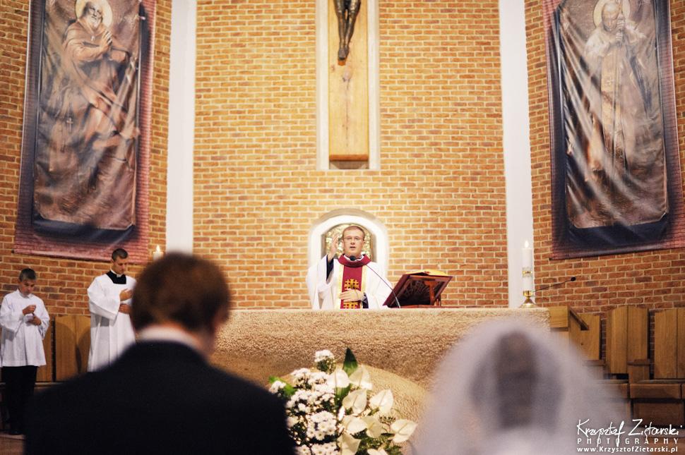 Ślub Oli i Romana - fotografia ślubna Gdańsk, wesele Chata Myśliwska Straszyn - 29.