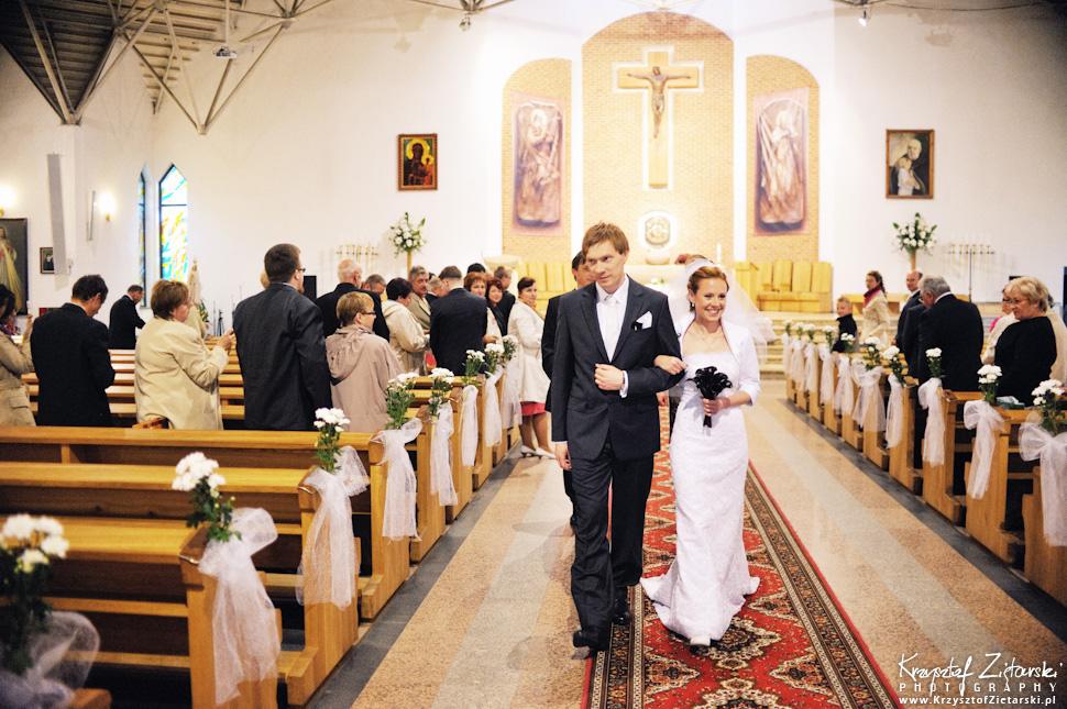 Ślub Oli i Romana - fotografia ślubna Gdańsk, wesele Chata Myśliwska Straszyn - 30.