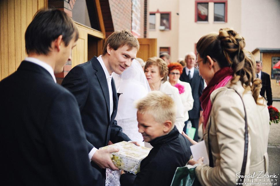 Ślub Oli i Romana - fotografia ślubna Gdańsk, wesele Chata Myśliwska Straszyn - 31.