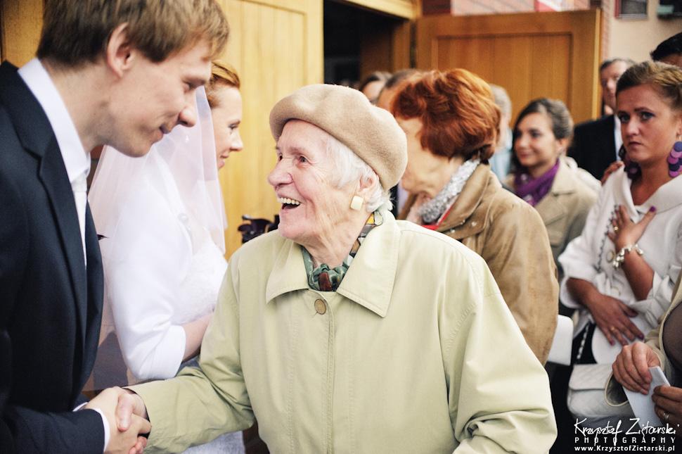 Ślub Oli i Romana - fotografia ślubna Gdańsk, wesele Chata Myśliwska Straszyn - 34.