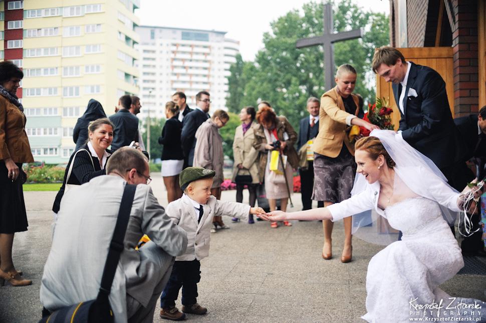 Ślub Oli i Romana - fotografia ślubna Gdańsk, wesele Chata Myśliwska Straszyn - 35.