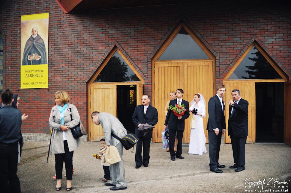 Ślub Oli i Romana - fotografia ślubna Gdańsk, wesele Chata Myśliwska Straszyn - 36.
