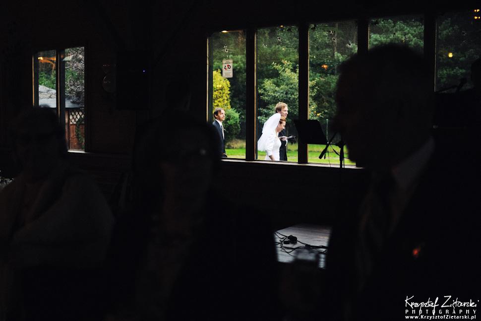 Ślub Oli i Romana - fotografia ślubna Gdańsk, wesele Chata Myśliwska Straszyn - 38.