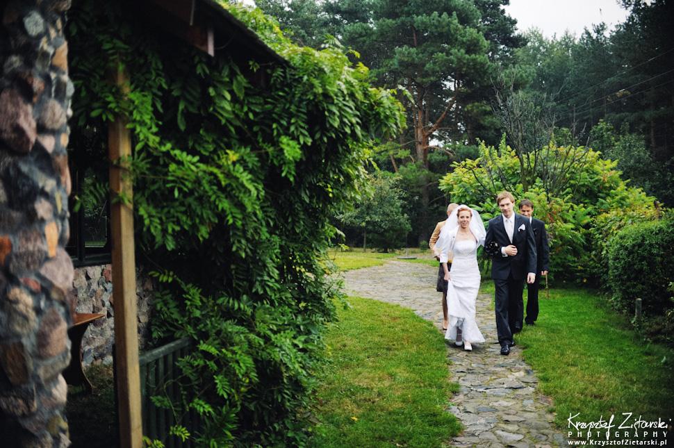 Ślub Oli i Romana - fotografia ślubna Gdańsk, wesele Chata Myśliwska Straszyn - 39.