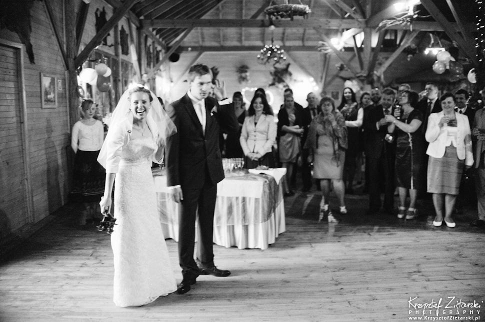 Ślub Oli i Romana - fotografia ślubna Gdańsk, wesele Chata Myśliwska Straszyn - 44.
