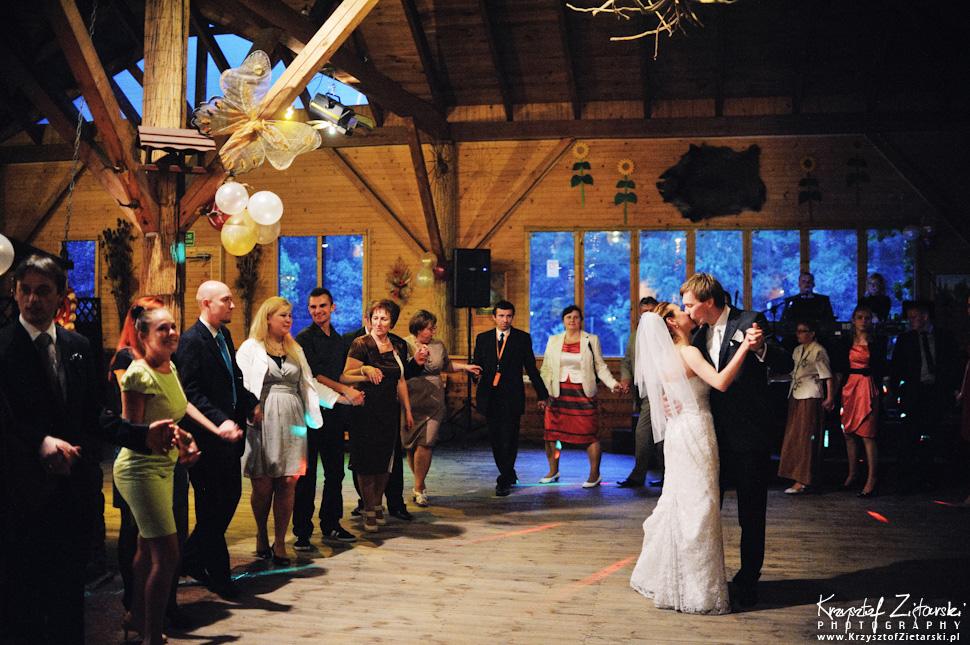 Ślub Oli i Romana - fotografia ślubna Gdańsk, wesele Chata Myśliwska Straszyn