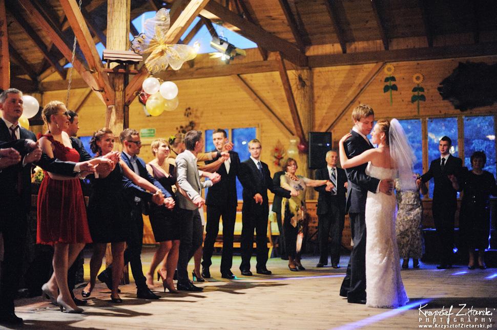 Ślub Oli i Romana - fotografia ślubna Gdańsk, wesele Chata Myśliwska Straszyn - 57.