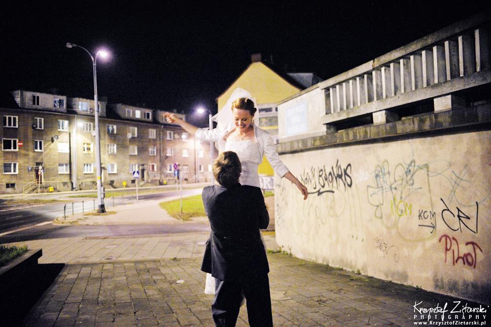Ślub Oli i Romana - fotografia ślubna Gdańsk, wesele Chata Myśliwska Straszyn - 72.