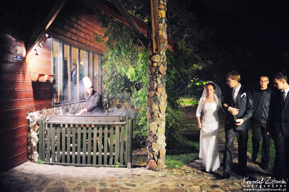 Ślub Oli i Romana - fotografia ślubna Gdańsk, wesele Chata Myśliwska Straszyn - 77.