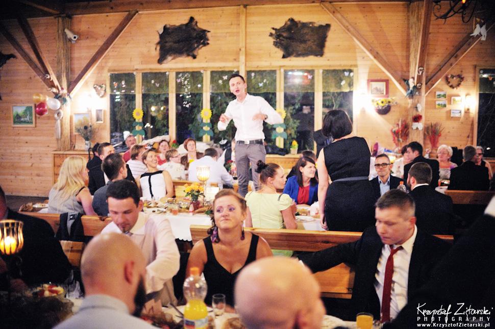 Ślub Oli i Romana - fotografia ślubna Gdańsk, wesele Chata Myśliwska Straszyn - 81.