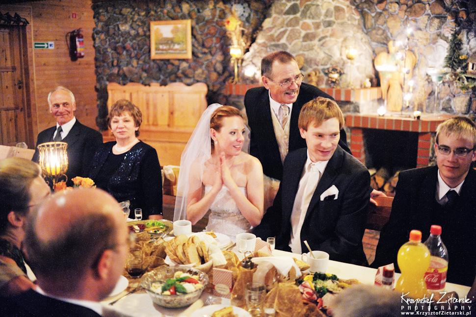Ślub Oli i Romana - fotografia ślubna Gdańsk, wesele Chata Myśliwska Straszyn - 97.