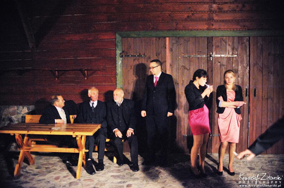 Ślub Oli i Romana - fotografia ślubna Gdańsk, wesele Chata Myśliwska Straszyn - 112.
