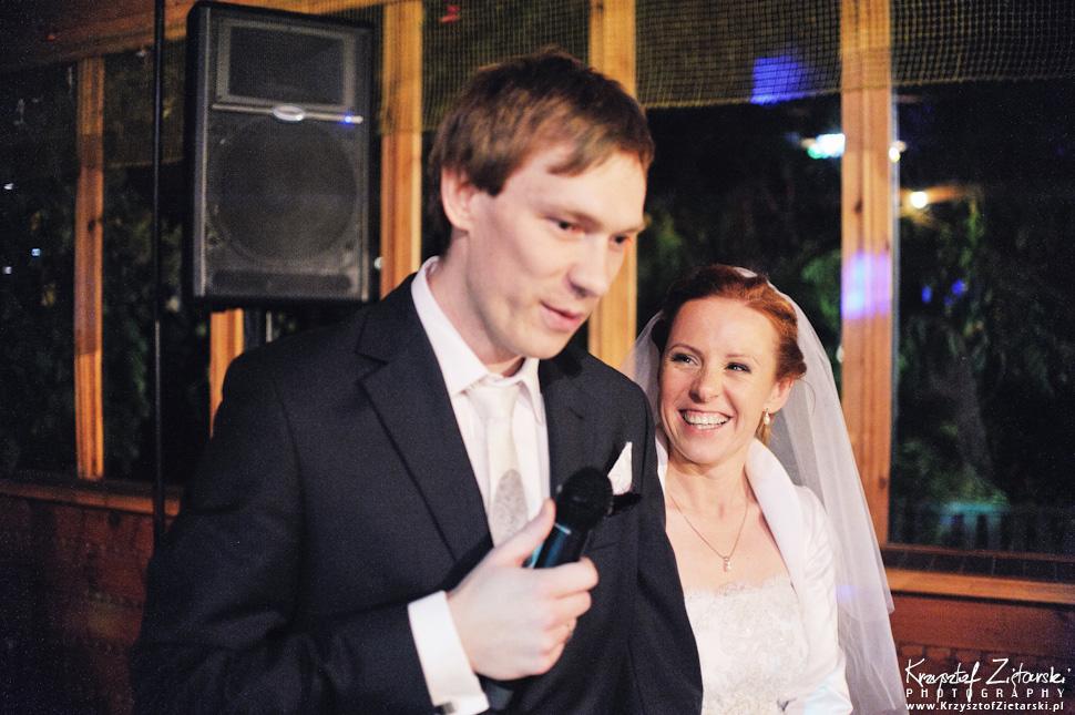 Ślub Oli i Romana - fotografia ślubna Gdańsk, wesele Chata Myśliwska Straszyn - 122.
