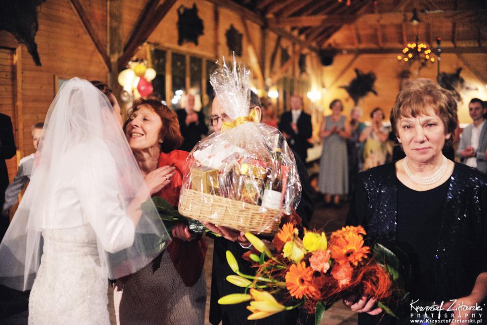 Ślub Oli i Romana - fotografia ślubna Gdańsk, wesele Chata Myśliwska Straszyn - 125.
