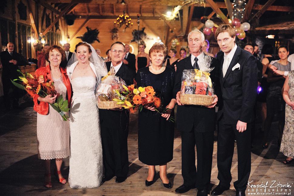 Ślub Oli i Romana - fotografia ślubna Gdańsk, wesele Chata Myśliwska Straszyn - 126.