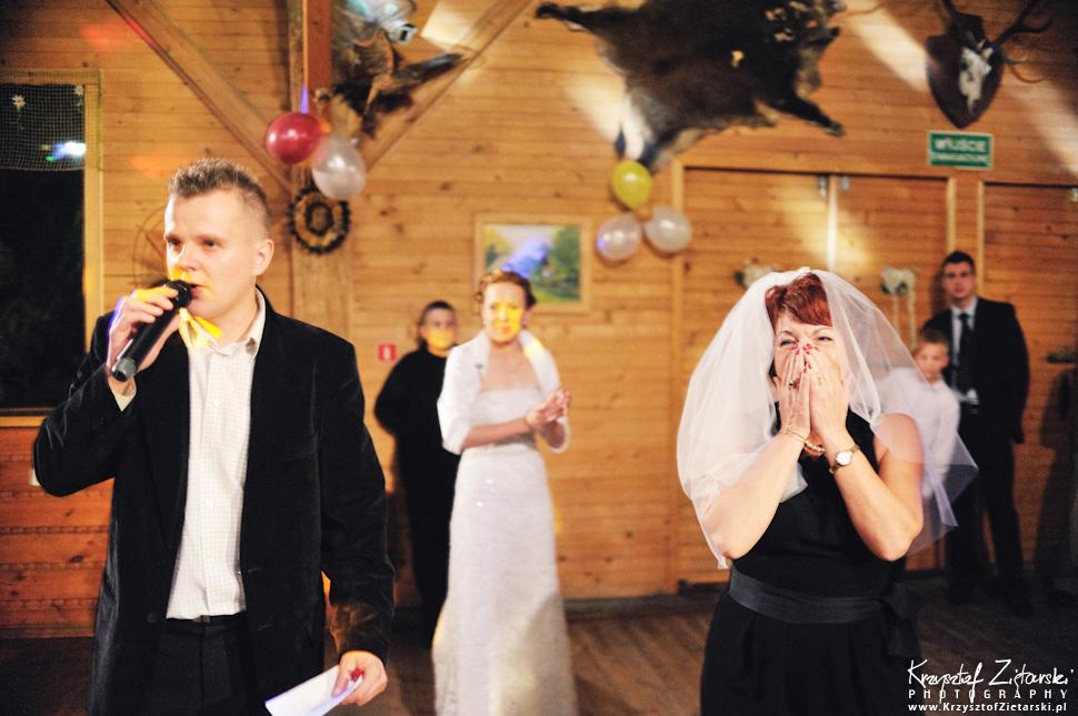 Ślub Oli i Romana - fotografia ślubna Gdańsk, wesele Chata Myśliwska Straszyn - 129.