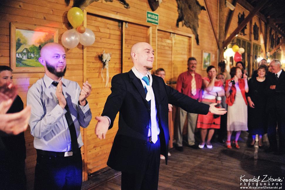 Ślub Oli i Romana - fotografia ślubna Gdańsk, wesele Chata Myśliwska Straszyn - 131.