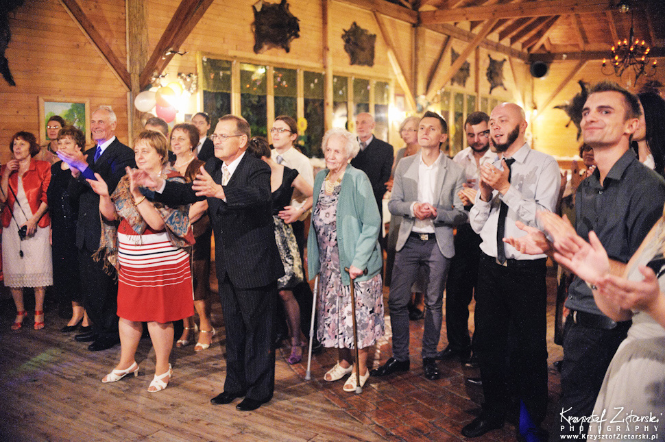 Ślub Oli i Romana - fotografia ślubna Gdańsk, wesele Chata Myśliwska Straszyn - 134.