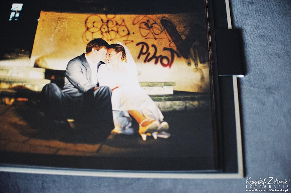 Krzysztof Ziętarski Fotografia - KrukBook 40x30cm