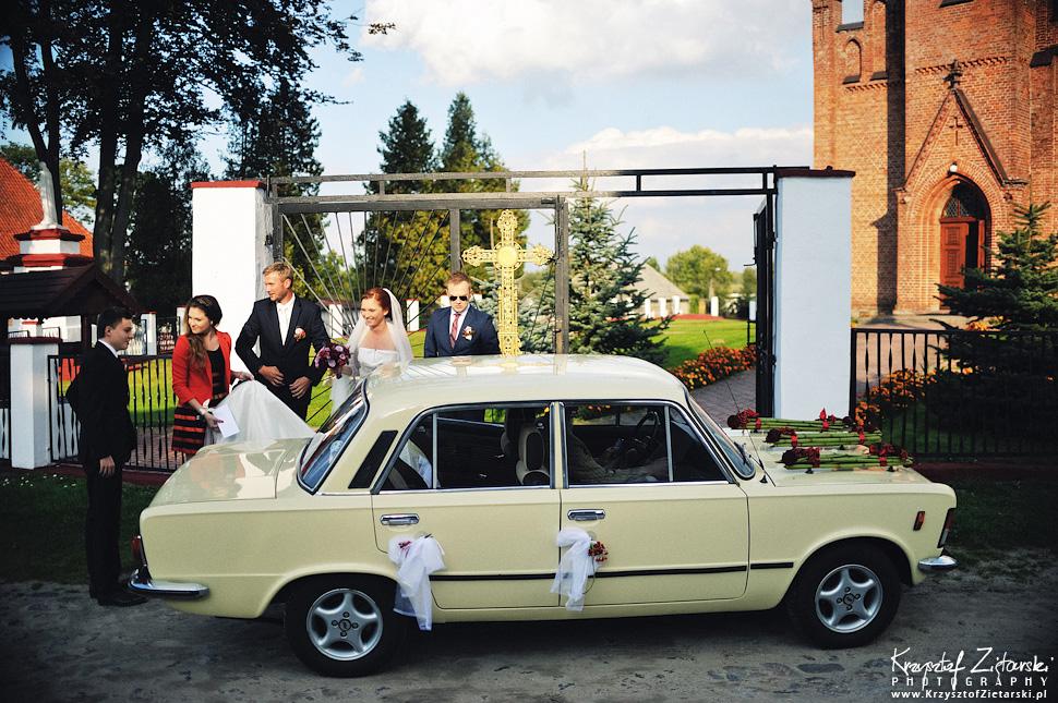 Ślub Karoliny i Radka - fotografia ślubna Gdańsk, Elbląg - wesele Zastawno Vitalis - 2.
