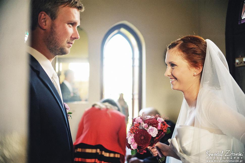 Ślub Karoliny i Radka - fotografia ślubna Gdańsk, Elbląg - wesele Zastawno Vitalis - 7.