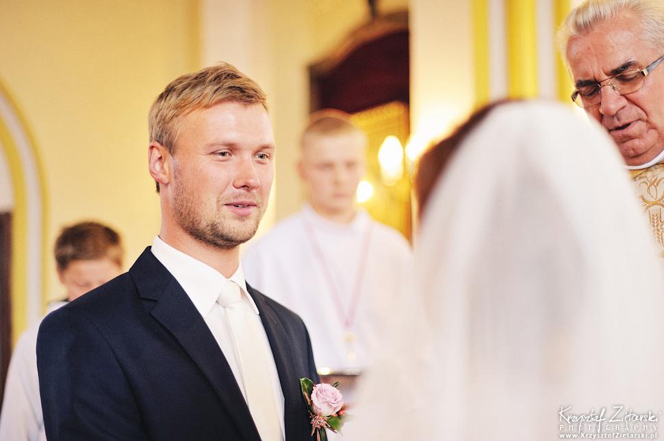 Ślub Karoliny i Radka - fotografia ślubna Gdańsk, Elbląg - wesele Zastawno Vitalis - 16.