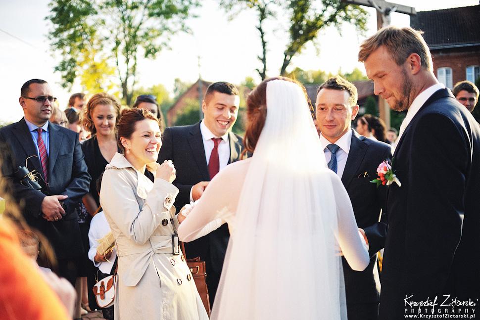 Ślub Karoliny i Radka - fotografia ślubna Gdańsk, Elbląg - wesele Zastawno Vitalis - 33.