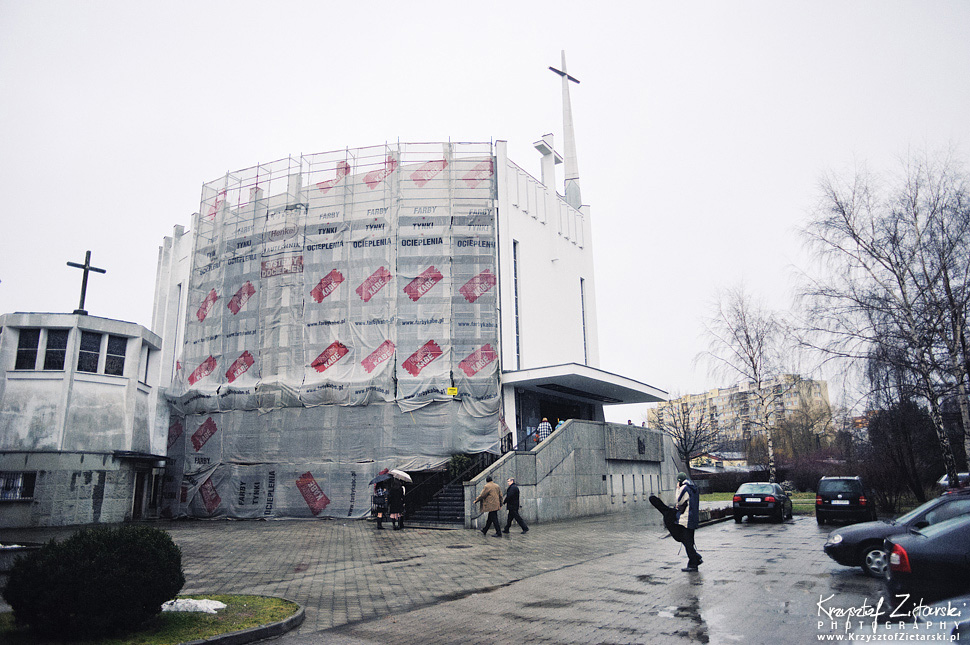 Ślub Kasi i Szymona - fotografia ślubna Gdańsk - wesele Pod Łabędziem, Kiełpino - 15.
