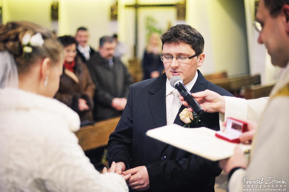 Ślub Kasi i Szymona - fotografia ślubna Gdańsk - wesele Pod Łabędziem, Kiełpino - 28.