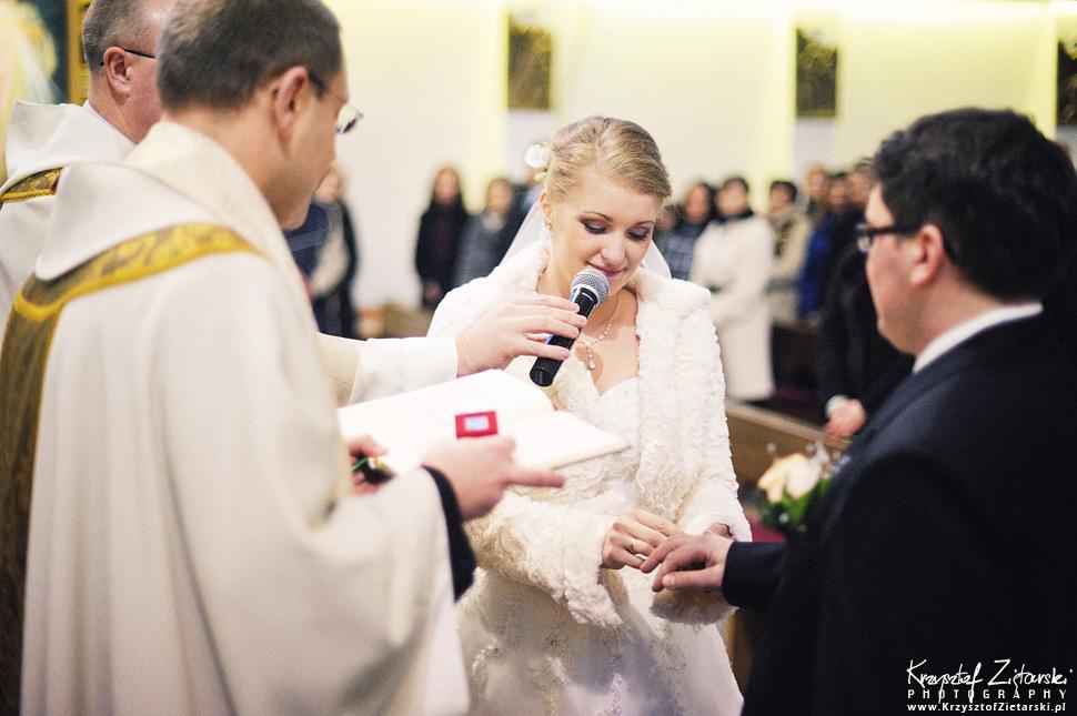 Ślub Kasi i Szymona - fotografia ślubna Gdańsk - wesele Pod Łabędziem, Kiełpino - 29.