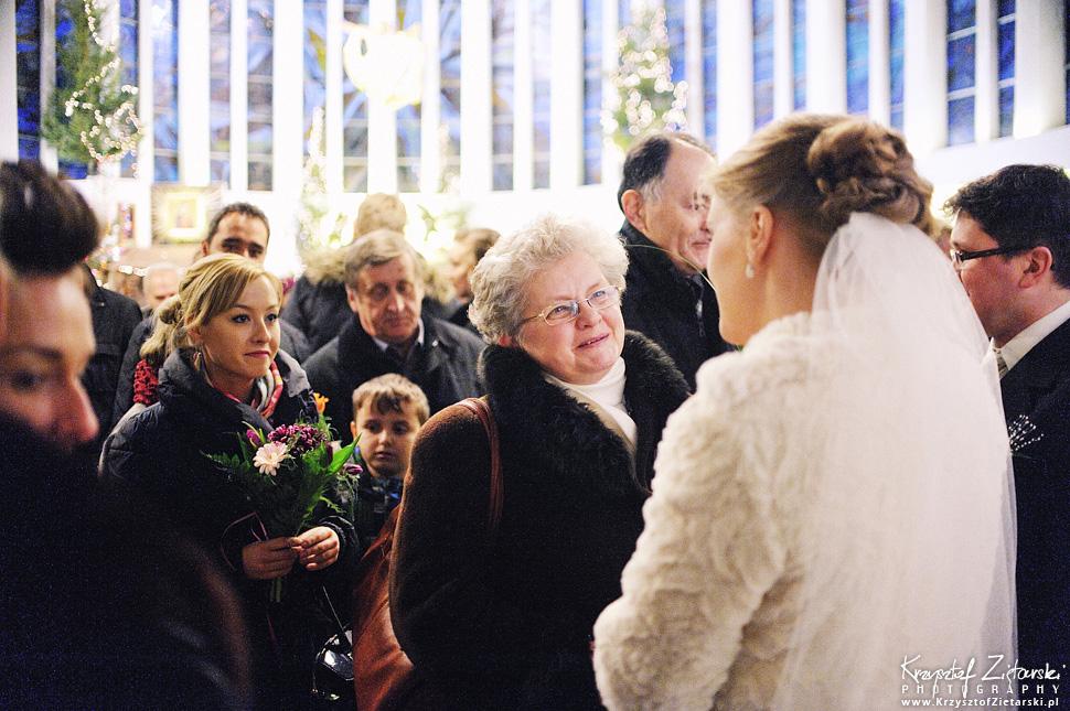 Ślub Kasi i Szymona - fotografia ślubna Gdańsk - wesele Pod Łabędziem, Kiełpino - 36.