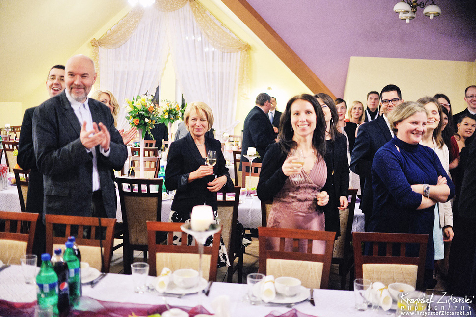 Ślub Kasi i Szymona - fotografia ślubna Gdańsk - wesele Pod Łabędziem, Kiełpino - 45.