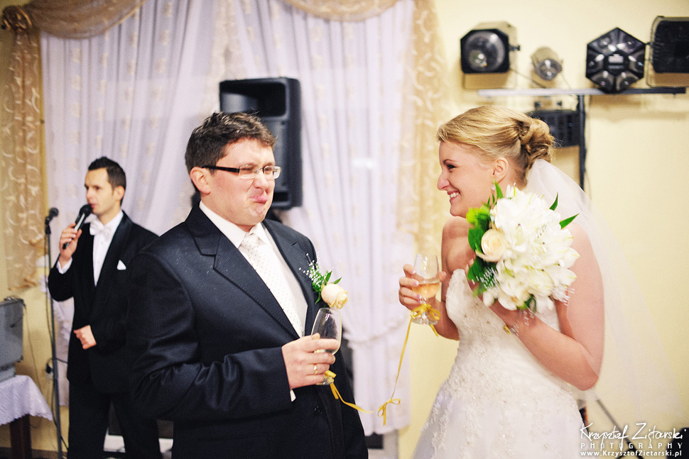 Ślub Kasi i Szymona - fotografia ślubna Gdańsk - wesele Pod Łabędziem, Kiełpino - 47.