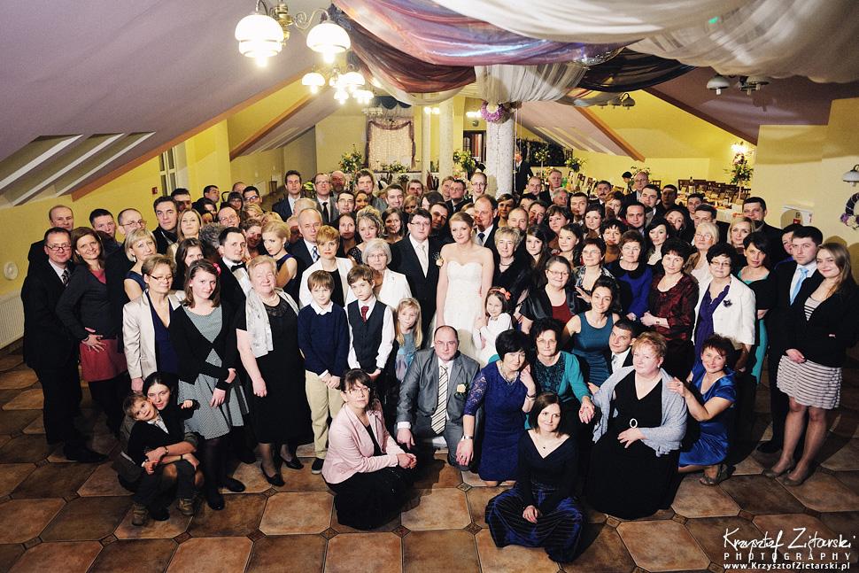 Ślub Kasi i Szymona - fotografia ślubna Gdańsk - wesele Pod Łabędziem, Kiełpino - 56.