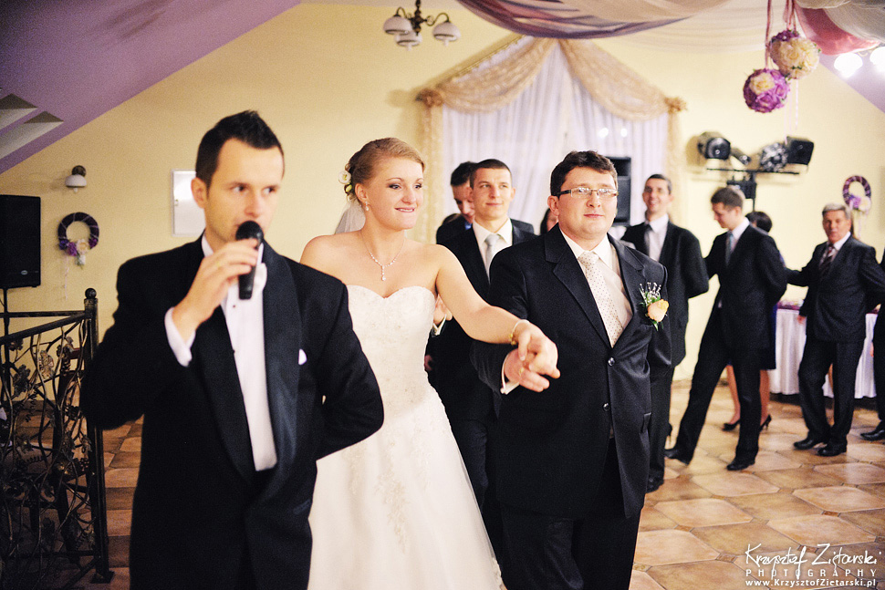 Ślub Kasi i Szymona - fotografia ślubna Gdańsk - wesele Pod Łabędziem, Kiełpino - 57.
