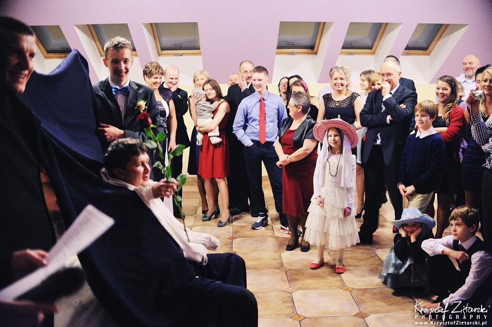 Ślub Kasi i Szymona - fotografia ślubna Gdańsk - wesele Pod Łabędziem, Kiełpino - 107.